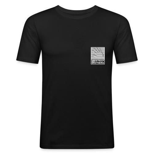 Pocket Logo - Men's Slim Fit T-Shirt