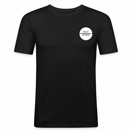 Facit Apparel - Men's Slim Fit T-Shirt