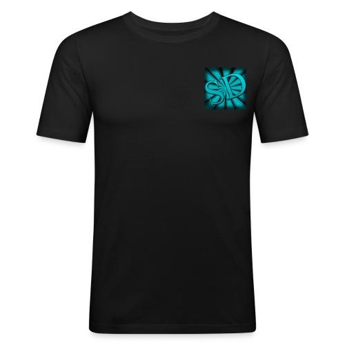 SebasDrone - Men's Slim Fit T-Shirt