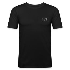 Monstraw Art - slim fit T-shirt