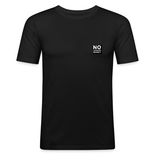 Classic NNW - Men's Slim Fit T-Shirt
