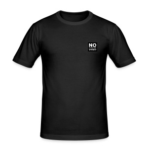 Classic NNW - Men's Slim Fit T-Shirt