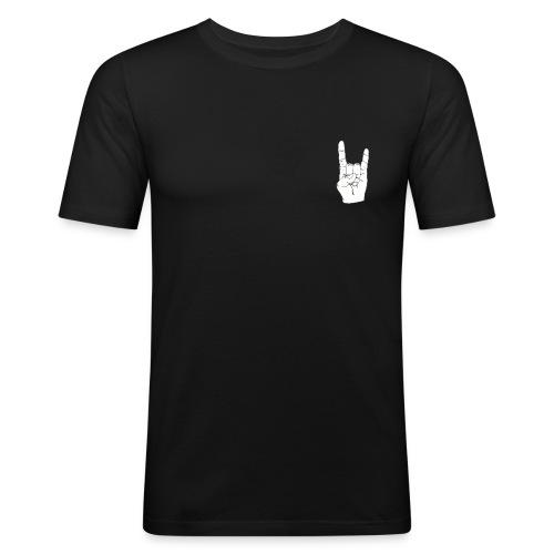 Rock and Co - T-shirt près du corps Homme