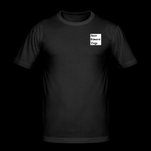 SeanEdwardVlogs VERSION 1 - Men's Slim Fit T-Shirt