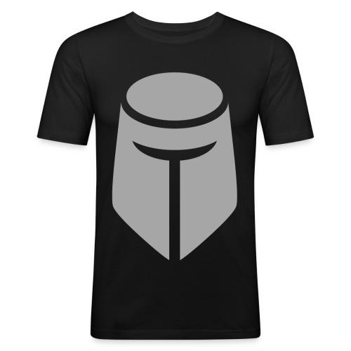 Knight - T-shirt près du corps Homme