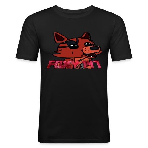 FOXY 147 - Maglietta aderente da uomo
