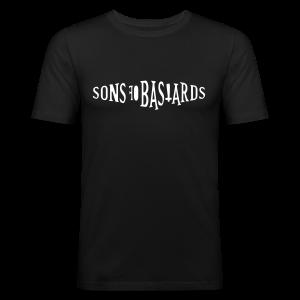losbastardos - Obcisła koszulka męska