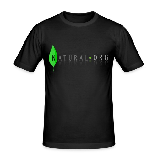 natural frees - Camiseta ajustada hombre