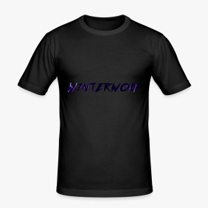 Official WINTERWOLF Season V logo - slim fit T-shirt