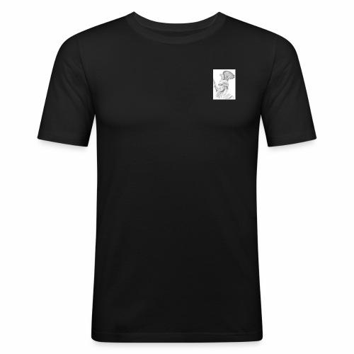 Arminius Shirts - Männer Slim Fit T-Shirt