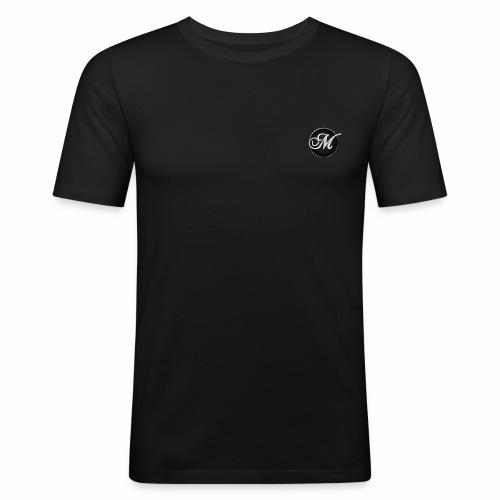 Clean Makimazz - Slim Fit T-shirt herr