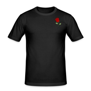 Red Rose - slim fit T-shirt