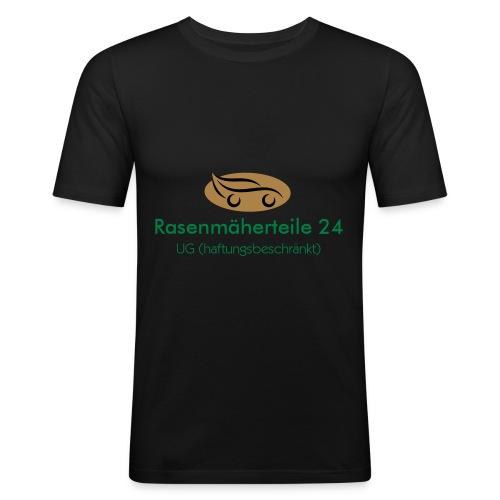 EPSLogo - Männer Slim Fit T-Shirt