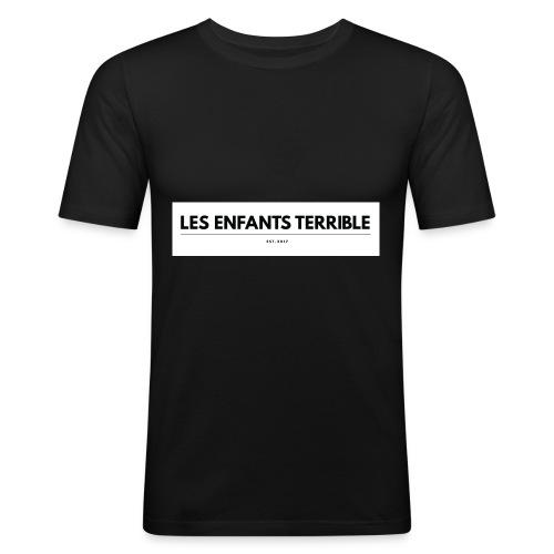 LE CLASSIQUE - Männer Slim Fit T-Shirt