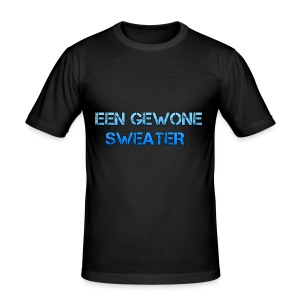 EEN GEWONE SWEATER - slim fit T-shirt