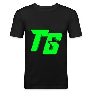 Tristan Jeux marchandises logo [LOGO BIG] - Tee shirt près du corps Homme