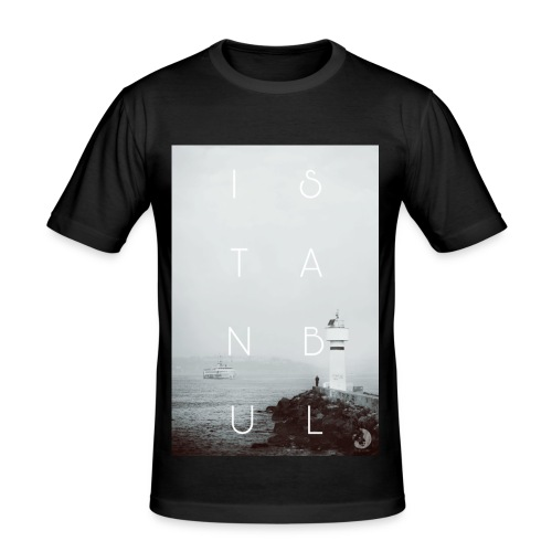 CITY Collection | Istanbul - Männer Slim Fit T-Shirt