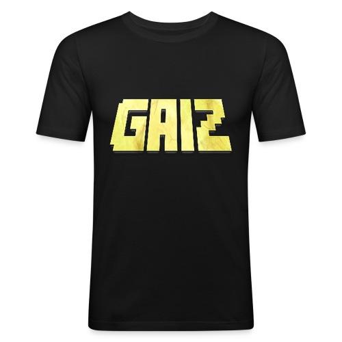 POw3r yellow-GAIZ - Maglietta aderente da uomo
