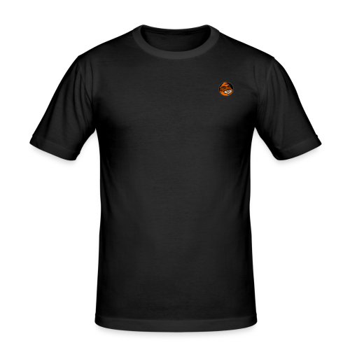 tanuki master - Men's Slim Fit T-Shirt