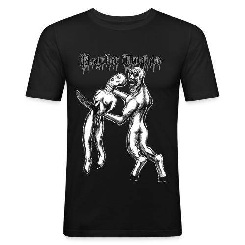 Impaled - Männer Slim Fit T-Shirt