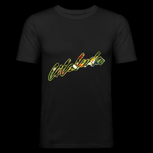 lilo 05 - Männer Slim Fit T-Shirt
