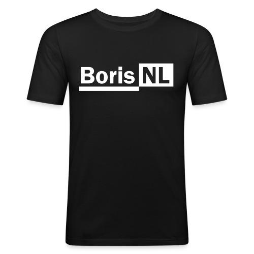 BorisNL Logo - slim fit T-shirt