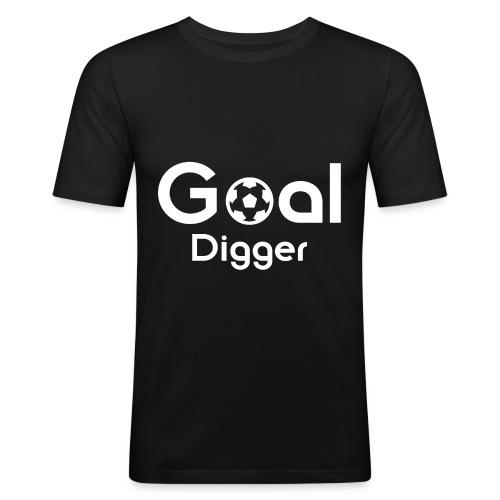 Goal Digger 2 - Men's Slim Fit T-Shirt