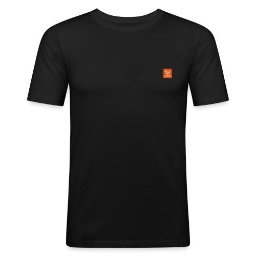 CAMBEING - Männer Slim Fit T-Shirt