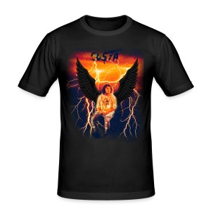 Co$ta Lighting Sunset - Men's Slim Fit T-Shirt