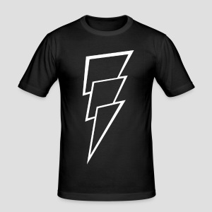 Thunder white - slim fit T-shirt