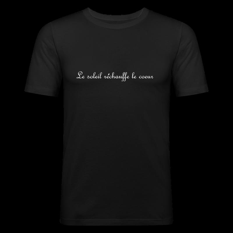 sunshine Collection - Slim Fit T-skjorte for menn