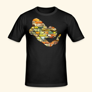Stone T Shirt G - Männer Slim Fit T-Shirt