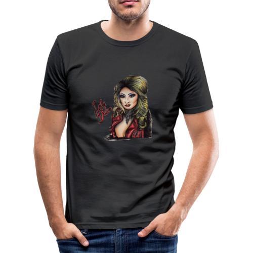 EE2AB246 6E91 48CE 987F 2BFDA33B866E - Men's Slim Fit T-Shirt