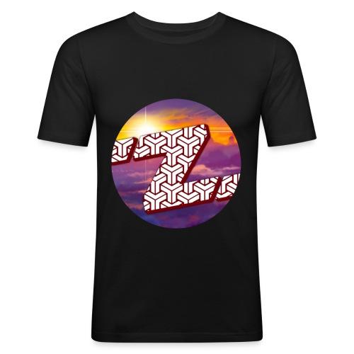 Zestalot Designs - Men's Slim Fit T-Shirt