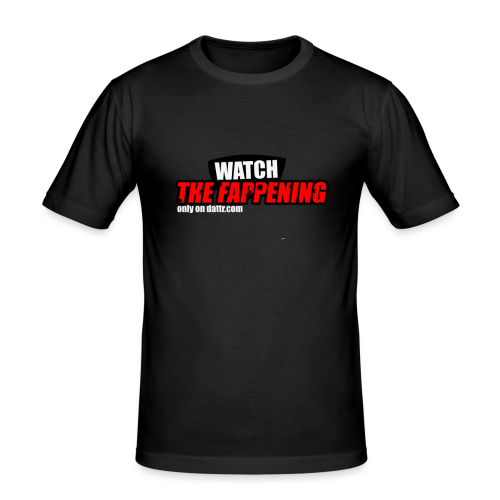 fappening - Men's Slim Fit T-Shirt