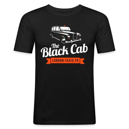 The Black Cab - T-shirt près du corps Homme
