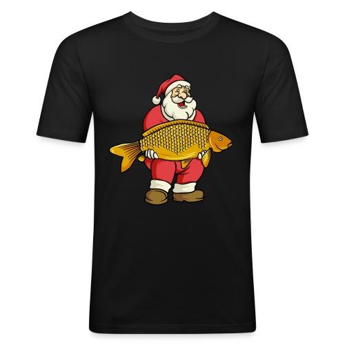 Merry Carpmas - Männer Slim Fit T-Shirt