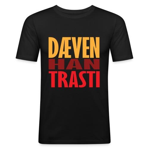 Dæven Han Trasti - Slim Fit T-skjorte for menn