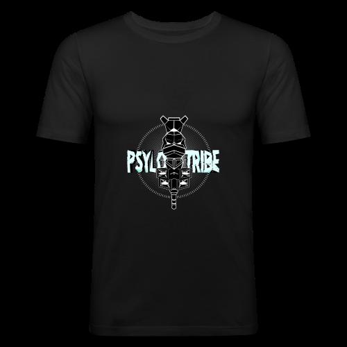 Psylo Shop - T-shirt près du corps Homme