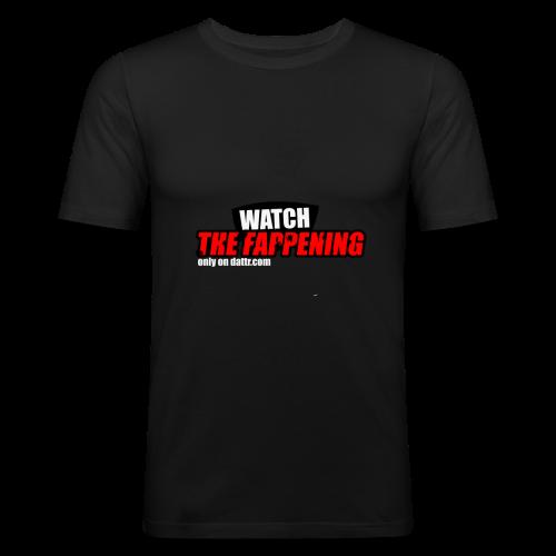 fappening - T-shirt près du corps Homme