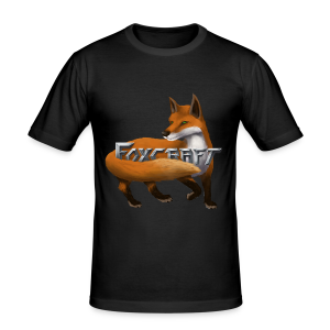 Foxcraft mosquito - Men's Slim Fit T-Shirt