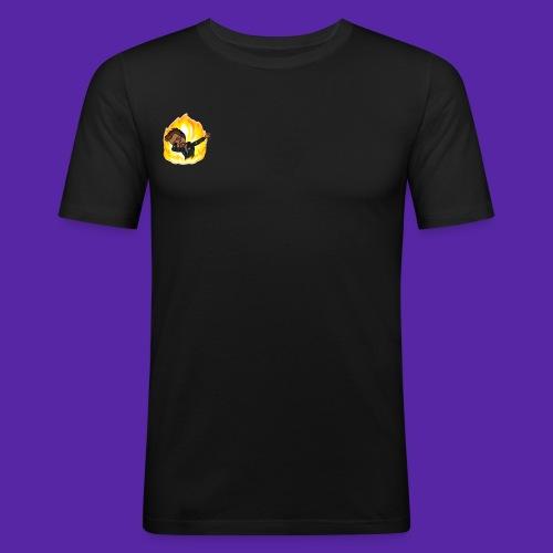 Vergil xD - Männer Slim Fit T-Shirt