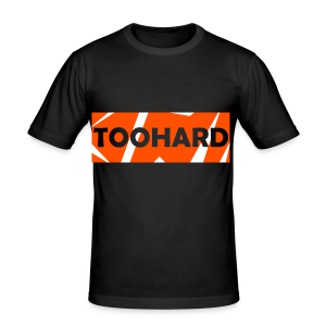 Sweatshirt - TooHard Logo 2 - Men's Slim Fit T-Shirt