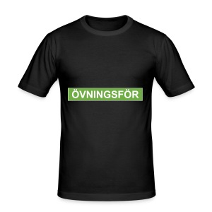 ÖVNINGSFÖR - Slim Fit T-shirt herr