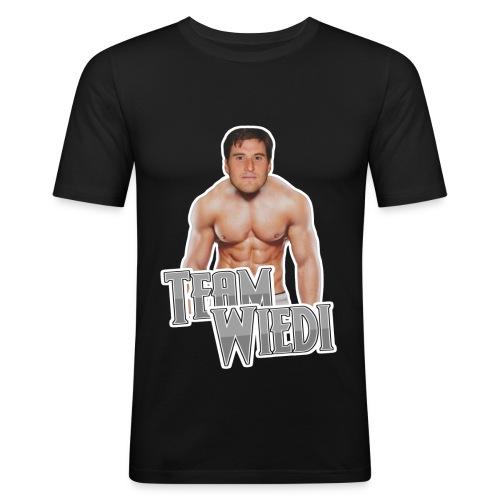 Team Wiedi - Männer Slim Fit T-Shirt