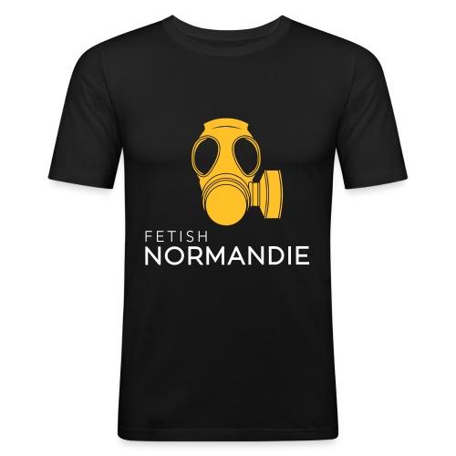 Fetish Normandie - T-shirt près du corps Homme