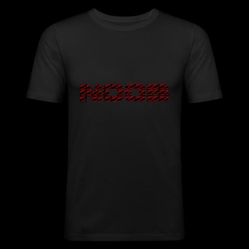 N00B V2 - Men's Slim Fit T-Shirt