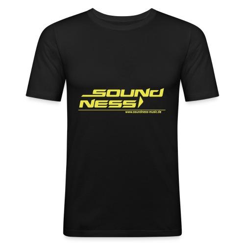 Soundness Basic - Männer Slim Fit T-Shirt