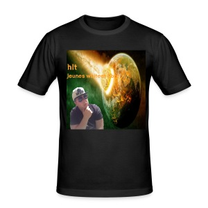 te -shirt pochette ablum HLT - Tee shirt près du corps Homme