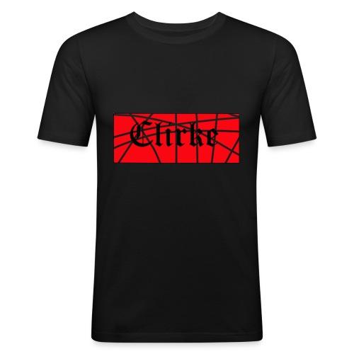Clirke Linea de Ropa - Camiseta ajustada hombre